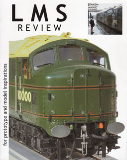 LMS Review No.1 Cover